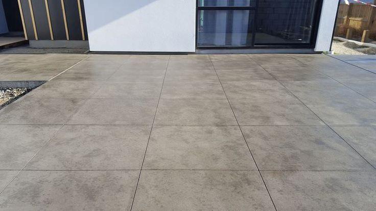 Coloured Concrete Christchurch