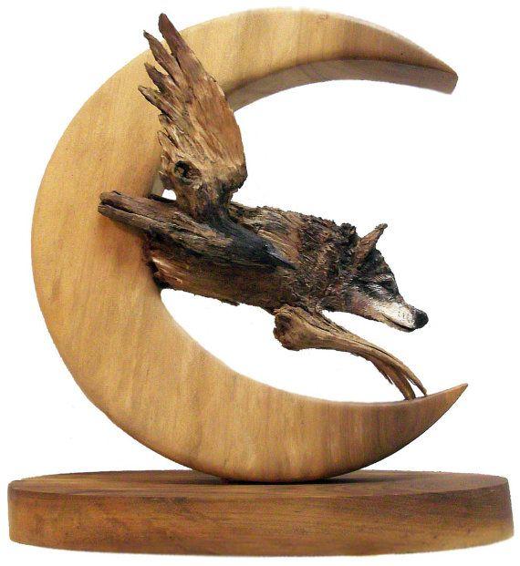 Magnolia Moon by RickCainSculptor on Etsy, $800.00