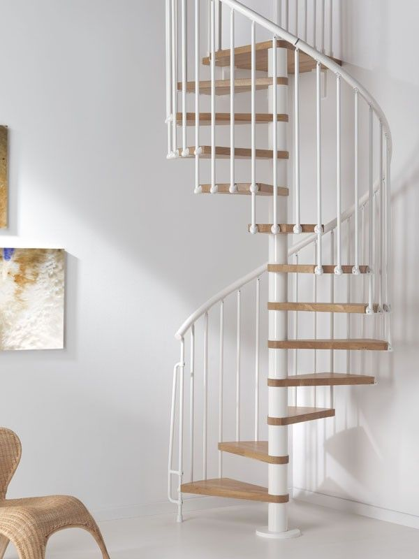 11 best spiral stairs images on pinterest spiral staircases stairs and spirals - Spiral staircases for small spaces minimalist ...
