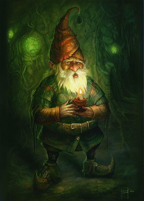 Каботер (нидерл. Kabouter) — персонаж голландского фольклора, аналог ирландского лепрекона, норвежского ниссе, шотландского брауни, немецкого кобольда, русского домового и других.