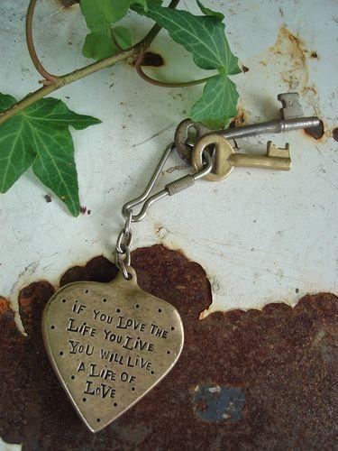 love life: Heart Tags, Heart Harten, Heart Ful, Heart Lov, Love Heart, Heart Sweet, Stamps Quotes, Heart Keyr, Nice Quotes