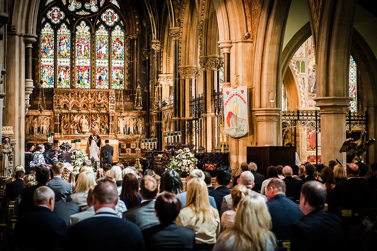 Celebrating Jo and Zac's lovely wedding at St Peter's Church in Bournemouth - happy first anniversary!  Check out their day and the video :) http://www.ianh.co.uk/blog/wedding-at-st-peters-church-bournemouth/