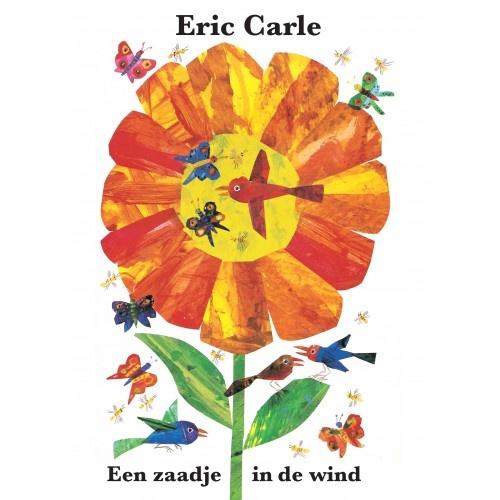 Aan de hand van kleurrijke collages en een simpele maar poëtische tekst vertelt Eric Carle het fascinerende verhaal van de levenscyclus van een bloem. Tien zonnebloemzaadjes worden meegevoerd door de wind.  De reis is gevaarlijk en lang, en uiteindelijk zal alleen het kleinste zaadje uitgroeien tot een schitterende zonnebloem.    In het omslag van dit boek zijn op ingenieuze wijze tien echte zonnebloemzaadjes verpakt, die zo in de tuin of plantenbak kunnen worden gezaaid.