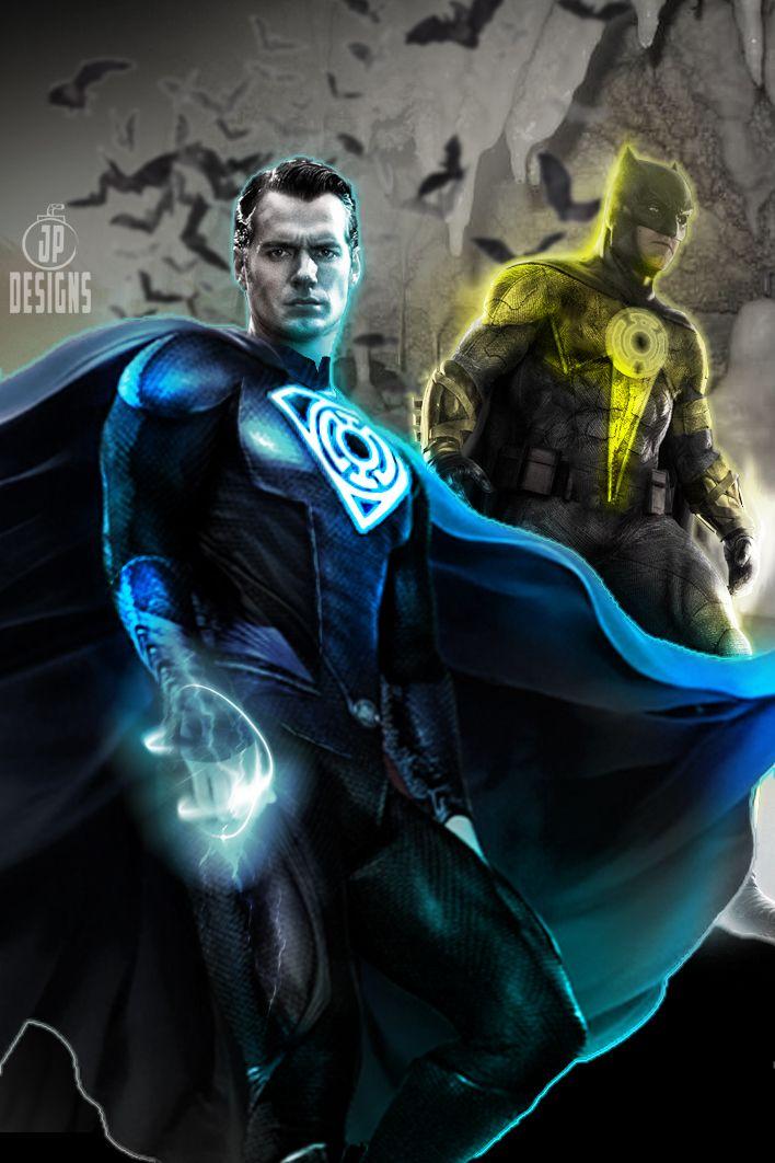 yellow lantern superman - 708×1062