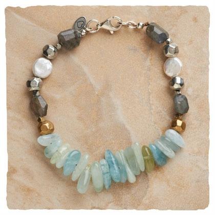 Spring Water Bracelet