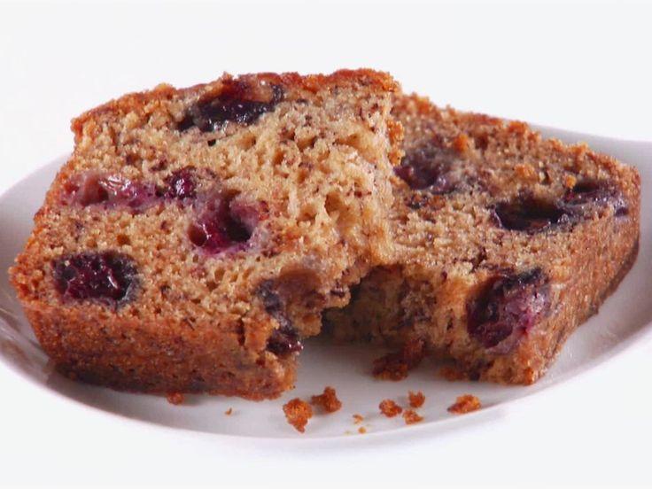 Blueberry-Banana Bread recipe from Giada De Laurentiis via Food Network