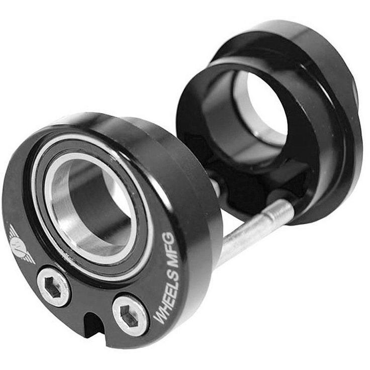 Wheels Manufacturing Eccentric Single-Speed Bottom Bracket - BB30 to SRAM GXP