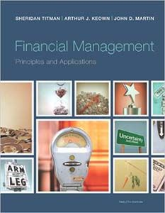 Financial Management Principles and Applications 12th Edition Titman Test Bank free download sample pdf - Solutions Manual, Answer Keys, Test Bank