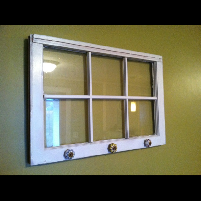 Repurposed window home pinterest repurposed window for Window design 4 6