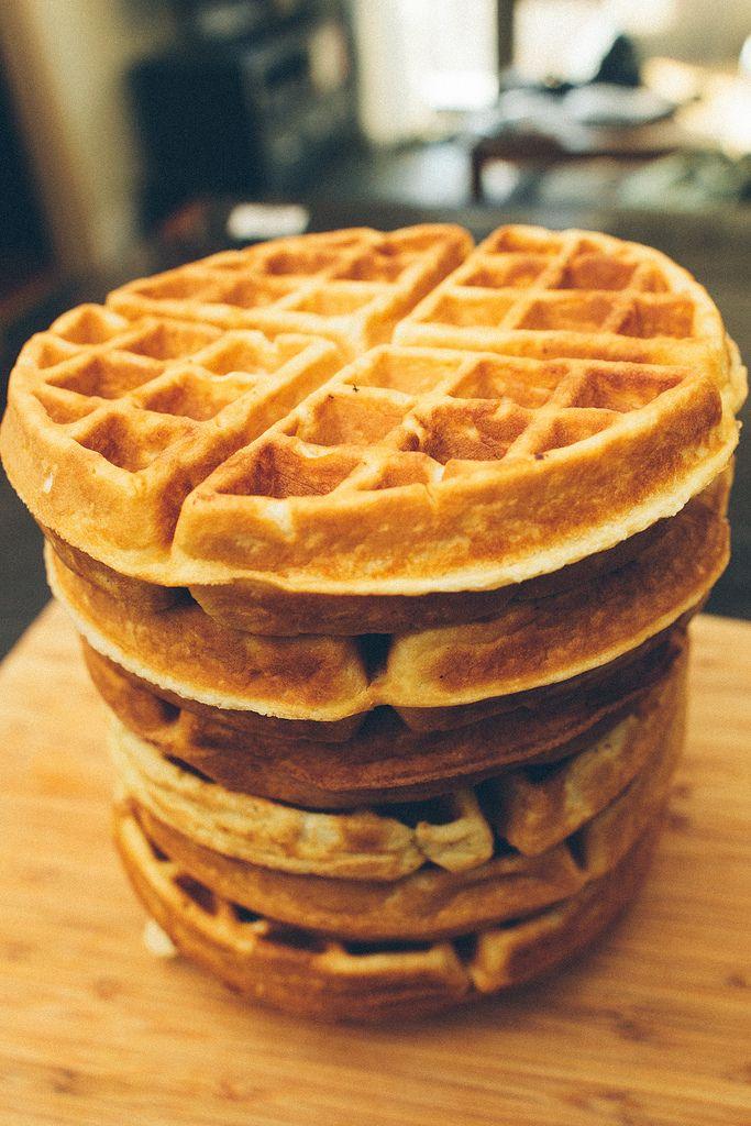 Waffle, Maple & Sausage Stuffing