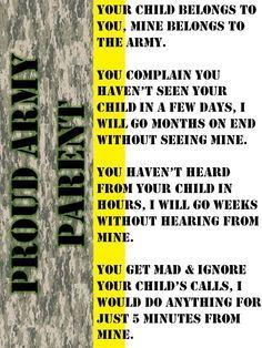 military mother sayings   Army Mom Quotes en Pinterest   Citas De Esposa Del Ejército, Citas De ...