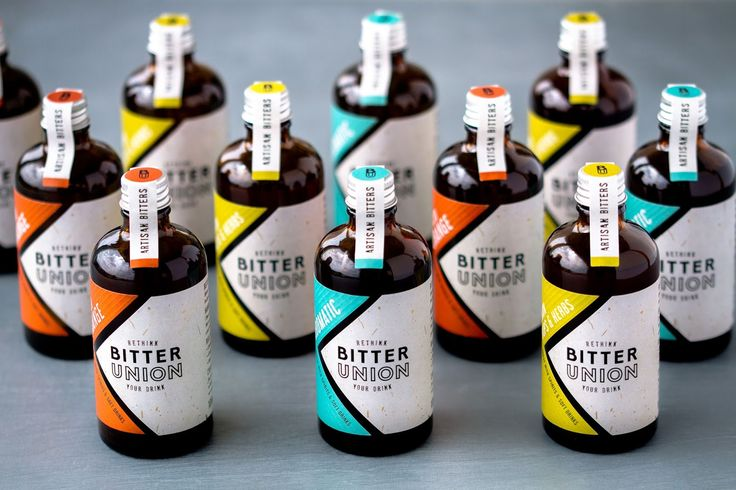 Bitter Union on Packaging of the World - Creative Package Design Gallery