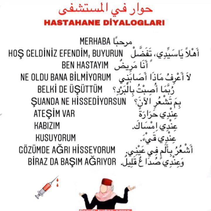 374 Begenme 19 Yorum Instagram Da تعلم اللغة التركية مع لينا Linayla Turkce Ogren Turkish Language Learn English Vocabulary Learn Turkish Language