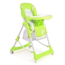 CHIC 4 BABY - Hochstuhl Enjoy, Lemongreen