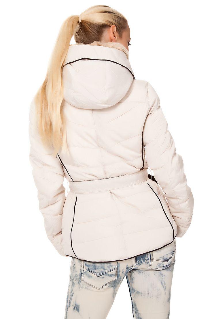 Produktbeschreibungen Eight2Nine Damen Herbst- und Winterjacke mit Stehkragen und Kapuze by Sublevel. Diese Edle Damenjacke in verschiedenen Farben kommt mit Kontrastzippern und Kontrastbuendchen zu Ihnen nach Hause.