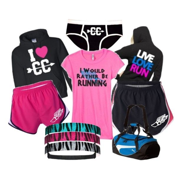 Cross country enthusiast? Love to run? For the runner in your life, this set delivers!