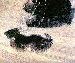 Giacomo Balla, pintor, escultor y fundador, nació en Turín, Italia, en 1871.