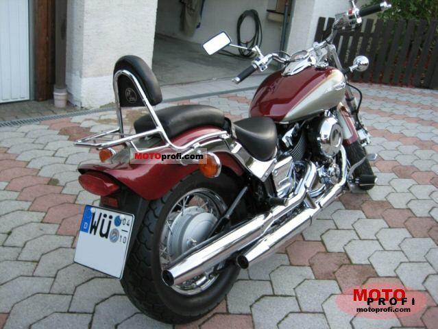 Yamaha XVS 650 Drag Star 2001 photo