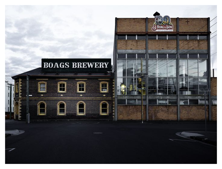 Boags Brewery, Launceston