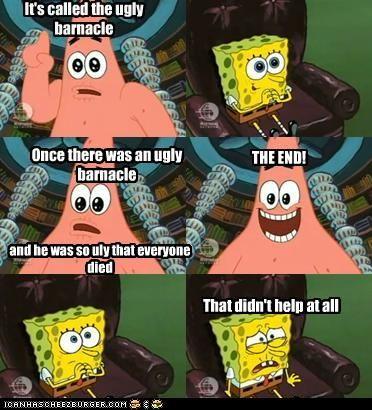 Spongebob episode Pictures With Quotes   Favorite Spongebob quotes..., Page 6 - GameSpot.com