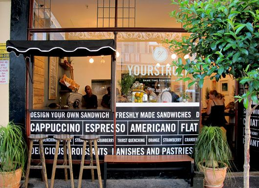 Yourstruly in Kaapstad - Laidback on Long Street: