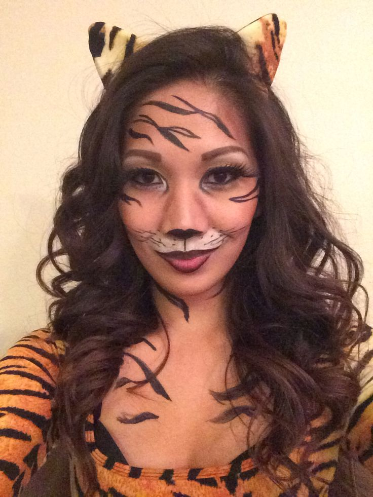 14 Best Images About Roller Derby Bout Tiger Costume On Pinterest | Homecoming Week Kitty ...