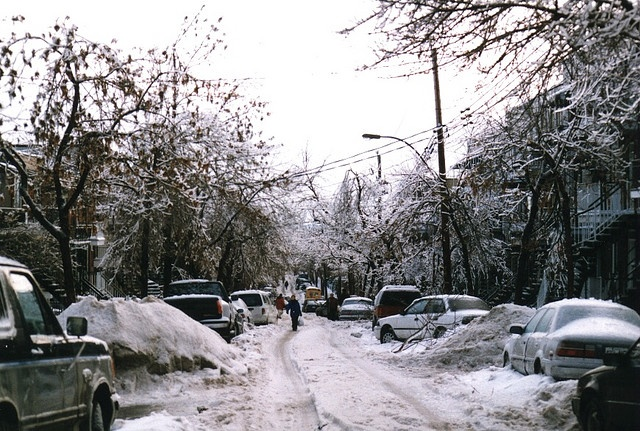 Le grand verglas Montréal (1998) by Blog Story, via Flickr