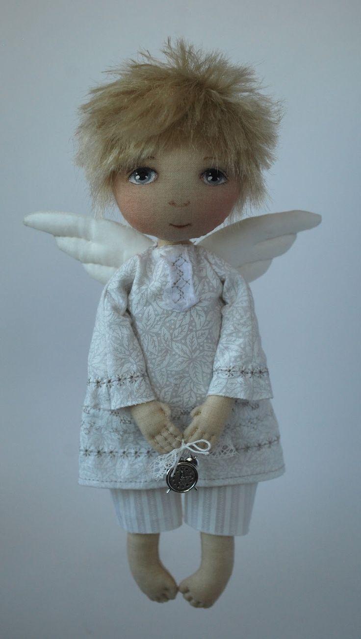Troy's Toys: Ангелочки для выставки