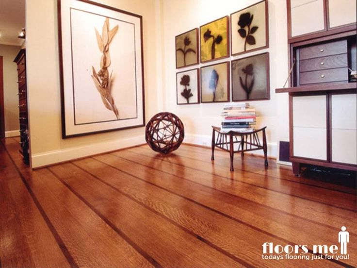 Solid wood flooring is best for those who are looking for a very long-lasting floor and a customised finish.