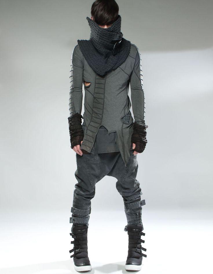 Neo Cyberpunk Clothing Www Pixshark Com Images