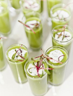 Kapros-joghurtos uborkaleves | femina.hu