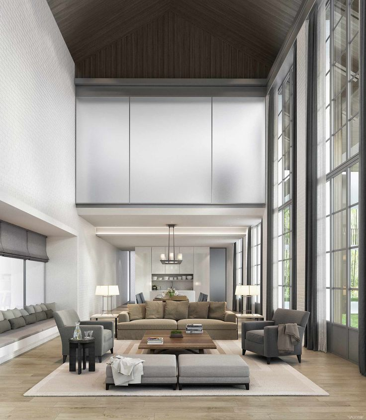 15 best 3D Perspective Interior images on Pinterest | Condo interior