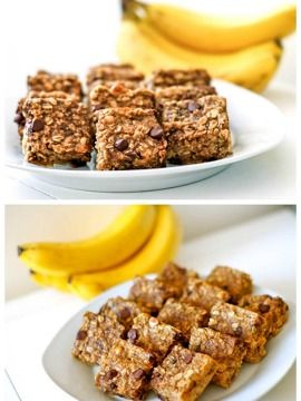 Oatmeal recipes, Peanut butter banana and Glow on Pinterest
