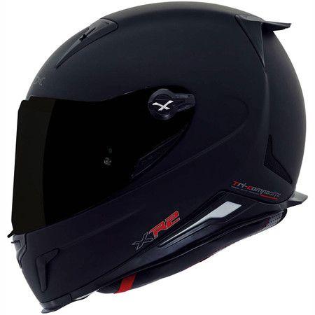 Nexx XR2 Helmet Plain - Black