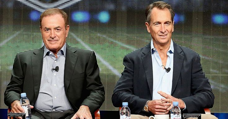 Traina Thoughts: Al Michaels And Cris Collinsworth Did Not Have Their Finest Performance During Super Bowl LII - Sports Illustrated