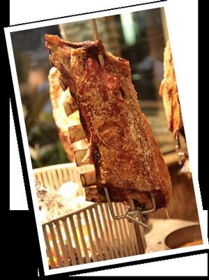Pampa Brazillian Steakhouse, Edmonton AB