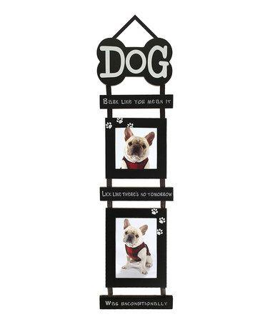 Look what I found on #zulily! Dogma Double Frame #zulilyfinds, $15 !!