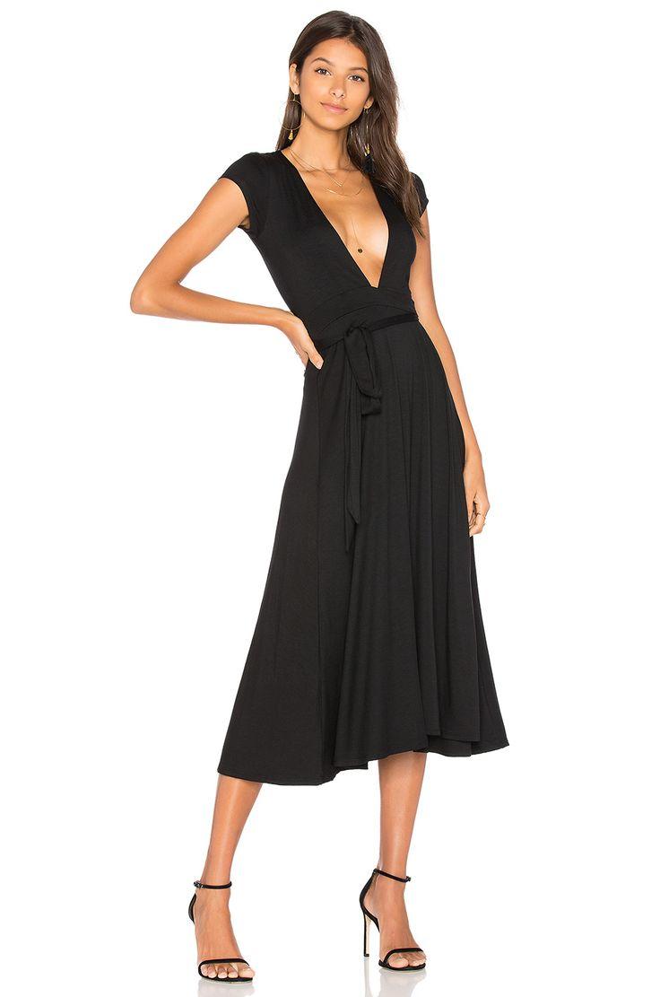 Rachel Pally Kylo Dress en Negro | REVOLVE