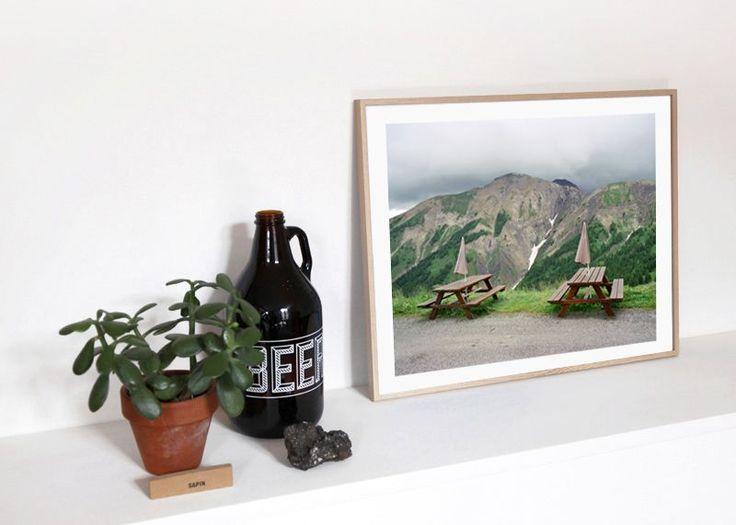 Scout Supply - Picnic Fine Art Print