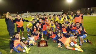TIEMPO DE DEPORTE: Las Palmas se adjudica el Torneo Internacional de ...
