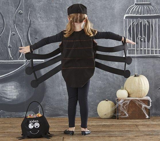 Toddler Spider Costume | Pottery Barn Kids