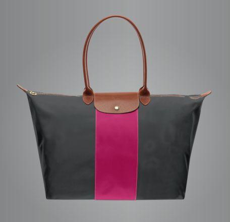 Longchamp - Le Pliage - Personalized - Aug 2014