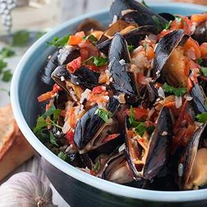 ... com beer steamed mussels with parmesan croutons cider mussels