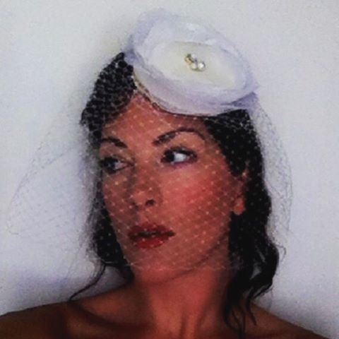 Because #birdcage #veils are so cute! #silk #handmade #weddingveil #customweddingpieces #bridalAustralia #weddingaccessories #perthbride #perthisok #perthlife #weddingsaustralia #melbourneweddings #sydneybrides #love  @abirdinthehair