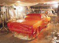 paint your car at home