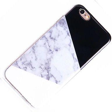 Capa traseira Other Mármore TPU Macio Case Capa Para Apple iPhone 6s Plus/6 Plus / iPhone 6s/6 / iPhone SE/5s/5 de 5167857 2016 por €3.91