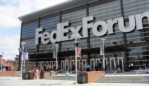 FedEx Forum | Memphis Tigers Basketball | Pinterest | Home ...