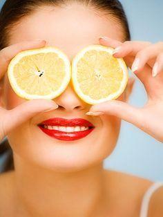 Die Zitronendiät: Bauch weg mit Zitrone