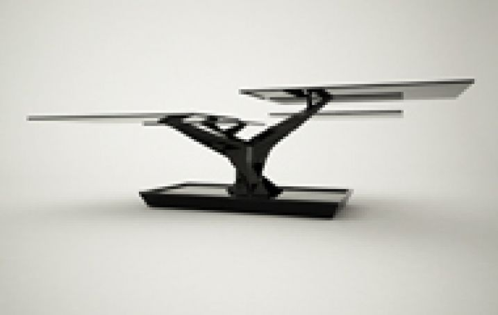 Bonsai coffee table - Meik_Studio on onoffice magazine