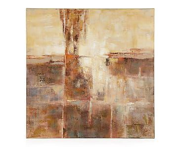 "Olejomalba ""Desert"", 80 x 80 cm"